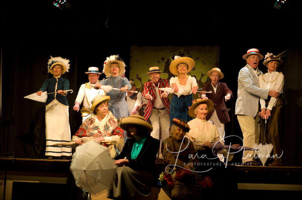 Blockley Musical November 2011