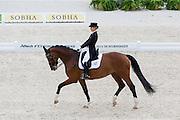 Grete Barake - Talent<br /> Alltech FEI World Equestrian Games™ 2014 - Normandy, France.<br /> © DigiShots