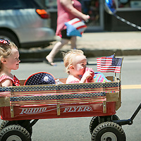 2016 Norwood Fourth of July Kids Parade