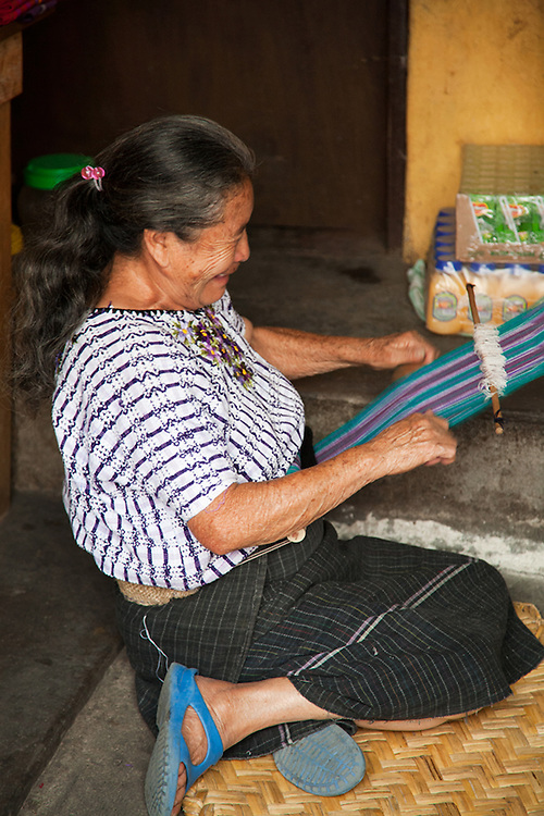 Guatemala, Santiago Atitlan