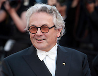 Director George Miller, at the gala screening for the film Julieta at the 69th Cannes Film Festival, Tuesday 17th May 2016, Cannes, France. Photography: Doreen Kennedy