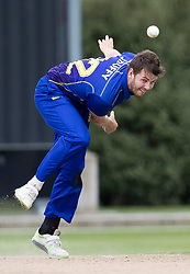 Otago Volts' Jacob Duffy bowling against Canterbury in the Ford Trophy one-day domestic cricket match at the University of Otago Oval, Dunedin, New Zealand, Saturday, January 27, 2018. Credit:SNPA / Adam Binns ** NO ARCHIVING**