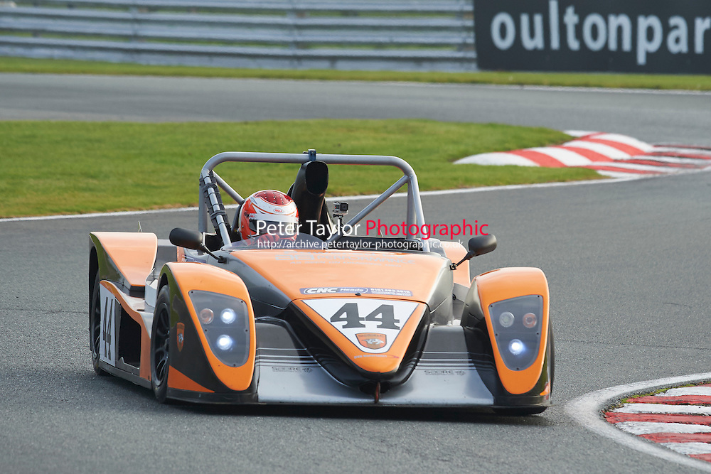 #44 Peter DAVIES AB Performance Sabre during CNC Heads Sports/Saloon Championship - Race 2  as part of the BARC Championships Race Day at Oulton Park, Little Budworth, Cheshire, United Kingdom. October 03 2015. World Copyright Taylor/PSP. Copy of publication required for printed pictures.  Every used picture is fee-liable. http://archive.petertaylor-photographic.co.uk