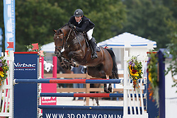 Gilmartin James, (GBR), Favoriet U<br /> Isah Cup 5 Jarige springpaarden <br /> KWPN Kampioenschappen Ermelo 2015<br /> © Hippo Foto - Dirk Caremans