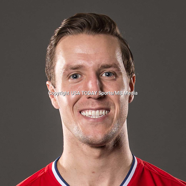 Feb 25, 2017; USA; Chicago Fire player Patrick Doody poses for a photo. Mandatory Credit: USA TODAY Sports