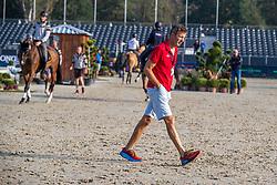 Vervaecke Kris, BEL<br /> European Championship Eventing<br /> Luhmuhlen 2019<br /> © Hippo Foto - Dirk Caremans