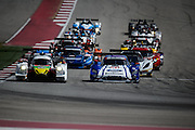 September 19, 2015: Tudor at Circuit of the Americas. Prototypes start the Lone Star 2.5 hr endurance race.