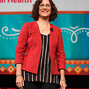 Cardinal Health RBC 2017 Opening Session. Debbie Weitzman (President: Pharmaceutical Distribution). Photo by Alabastro Photography.