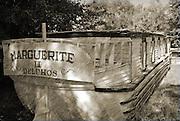 Marguerite II Delphos Canal Boat