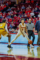 NORMAL, IL - February 05: Zach Copeland during a college basketball game between the ISU Redbirds and the Valparaiso Crusaders on February 05 2019 at Redbird Arena in Normal, IL. (Photo by Alan Look)