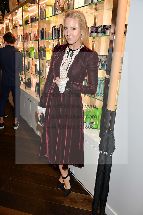 ALICE NAYLOR-LEYLAND at the launch of the Space NK Global Flagship store at 285-287 Regent Street, London on 10th November 2016.