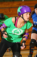 Roller Derby 2011 Jamestown Pictures Fresh Meat Tourn.