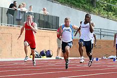 Men's 100-meter Trials