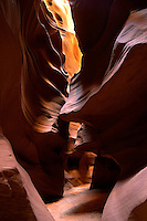 Antelope slot canyon photographs display the canyons amazing shapes and textures, photographer James Michael Kruger.