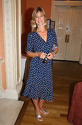 NICOLA FORMBY at a party to celebrate the publication of 'A Much Married Man' by Nicholas Coleridge held at the ESU, Dartmouth House,  37 Charles Street, London W1 on 4th May 2006.<br />