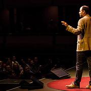 Speaker Noel Biderman of Ashley Madison speaks at TEDxWaterloo 2013