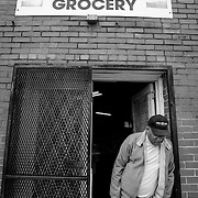 Gregory Matthews, owner and operator of the Nearby Grocery in the projects of Augusta, has seen many changes in his over three decades in business. His customers are mostly poor and black, far different from the scene played out only miles away at the Masters where wealth prevails and the only black player is usually Tiger Woods.