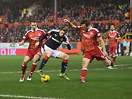 - Aberdeen v Dundee in the Ladbrokes Scottish Premiership at Pittodrie, Aberdeen - Photo: David Young, <br /> <br />  - &copy; David Young - www.davidyoungphoto.co.uk - email: davidyoungphoto@gmail.com