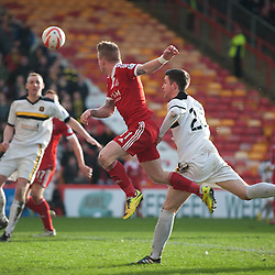 Aberdeen v Dumbarton | Scottish Cup | 8 March 2014