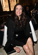 PARIS, FRANCE - MARCH 07:  Liv Tyler attends the Stella McCartney Ready to Wear Autumn/Winter 2011/2012 show during Paris Fashion Week Opera Garnier on March 7, 2011 in Paris, France.  (Photo by Tony Barson/WireImage)