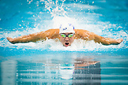 Michael Phelps, Men's 200m Butterfly. Longhorn Aquatic Elite Invite, June 3-4, Lee & Joe Jamail Texas Swimming Center, Austin, Texas (Darren Carroll for ESPN)