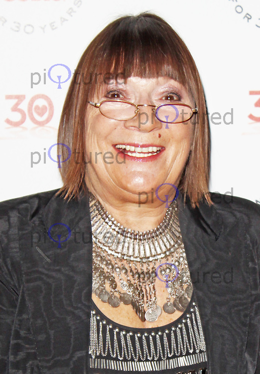 LONDON - January 30: Hilary Alexander at the Diet Coke 30 Years Private Party (Photo by Brett D. Cove)