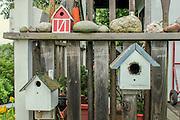 small bird houses