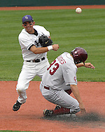 Kansas State at Tointon Stadium in  Manhattan, Kansas, April 22, 2007.  Oklahoma defeated Kansas State 12-4.