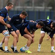 20190121 Rugby : Allenamento nazionale