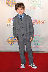 Celebrities attend the premiere of 'Dolly Parton's Christmas of Many Colors: Circle of Love' at Dollywood in Tennessee, TN. 22 Nov 2016 Pictured: Blane Crockarell. Photo credit: American Foto Features / MEGA TheMegaAgency.com +1 888 505 6342