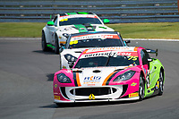 Robert Barrable (IRL) / Aaron Mason  #75 Insurance Racing  Ginetta G55 GT4  Ford Cyclone 3.7L V6  British GT Championship at Oulton Park, Little Budworth, Cheshire, United Kingdom. May 30 2016. World Copyright Peter Taylor/PSP.
