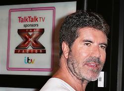 © London News Pictures. Simon Cowell, The X Factor - press launch, Picturehouse Central, London UK, 26 August 2015, Photo by Richard Goldschmidt /LNP