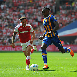 Rotherham United v Shrewsbury Town,  League One Play-Off Final, 27 May 2018