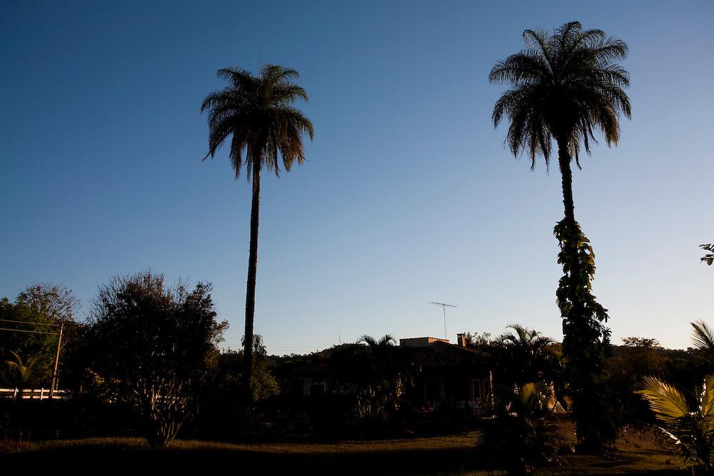Inhauma_MG, Brasil...Sitio em Inhauma, Minas Gerais. ..The house in Inhauma, Minas Gerais...Foto: LEO DRUMOND / NITRO