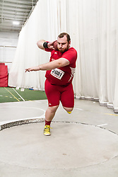 Boston University John Terrier Classic Indoor Track & Field: mens shot put, Sacred Heart