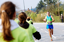 Athletes during 22nd Ljubljana Marathon 2017 on October 29, 2017 in Ljubljana, Slovenia. Photo by Matic Klansek Velej / Sportida