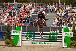 Ruder Kai, GER, Colani Sunrise<br /> European Championship Eventing<br /> Luhmuhlen 2019<br /> © Hippo Foto - Dirk Caremans