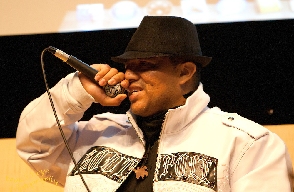 On Sunday, February 19, 2012, KRIP HOP NATION presented the Broken Bodies - CD release party and panel in the San Francisco Public Library's Koret Auditorium @ 100 Larkin Street, in SF. KRIP HOP NATION, is a powerful group of international Hip Hop artists w/ disabilities.