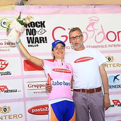 Sportfoto archief 2012<br /> Giro Donne stage 9 Sarnico - Bergamo - Marianne Vos