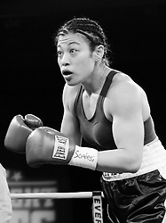 February 9, 2007 - Selden, NY - Chika Nakamura defeats Domingo Olivo via split decision on ESPN2's Friday Night Fights at Suffolk Community College in Selden, NY.