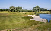 ROOSENDAAL - Golfcentrum Roosendaal, De Stok is een golfbaan ten westen van Roosendaal. De Stok is de thuisbaan van Golfvereniging De Stok. 9 holes, COPYRIGHT KOEN SUYK