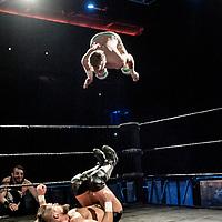 5 STAR WRESTLING - FIRST TOUR RAY MYSTERIO 5 star wresting mark haskins