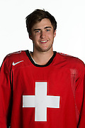 31.07.2013; Wetzikon; Eishockey - Portrait Nationalmannschaft; Robin Grossmann (Valeriano Di Domenico/freshfocus)