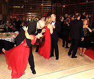 Wilhelm & Gabriele Baum, from Bloomfield, Michigan (left) dance at the 2007 Wellness Connection Red Dress Gala, at the Schuster Performing Arts Center in Dayton, Saturday night, May 5th.