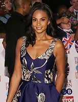 Alesha Dixon, The Daily Mirror Pride of Britain Awards 2017, Grosvenor House, London UK, 30 October 2017, Photo by Brett D. Cove