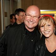 "NLD/Utrecht/20060927 - Premiere ""Ober"" en opening Nederlands Film Festival, Ted lensen en dochter Caro Lenssen"