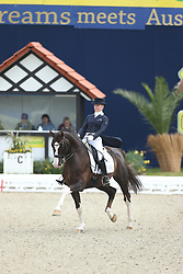 Andersson, Jessica, Callaho´s Benicio<br /> Hagen - Horses and Dreams 2015<br /> Prix St Georges<br /> © www.sportfots-lafrentz.de/Stefan Lafrentz