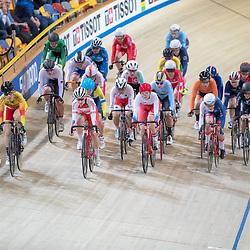 02-03-2018: Wielrennen: WK Baan: Apeldoorn