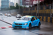 Thed BJORK, Polestar Cyan Racing, Volvo S60 WTCC<br /> 64th Macau Grand Prix. 15-19.11.2017.<br /> Suncity Group Macau Guia Race - FIA WTCC<br /> Macau Copyright Free Image for editorial use only