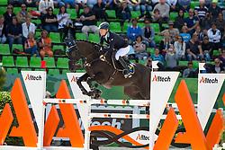 Malin Petersen, (SWE), Sofarsogood - Jumping Eventing - Alltech FEI World Equestrian Games™ 2014 - Normandy, France.<br /> © Hippo Foto Team - Leanjo De Koster<br /> 31-08-14